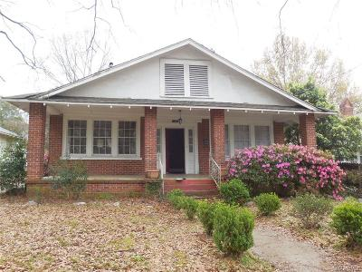 Montgomery Rental For Rent: 1536 St Charles Avenue