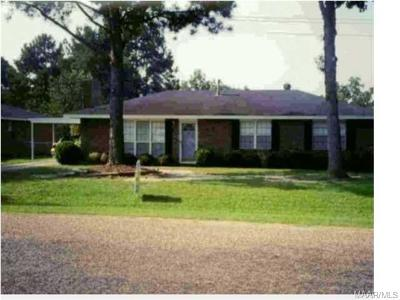Wetumpka Rental For Rent: 43 First Place
