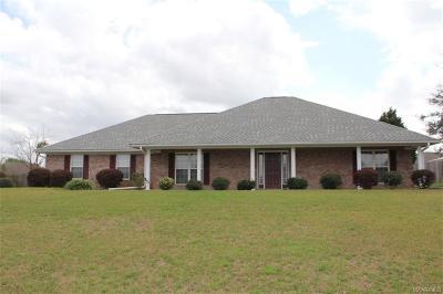 Enterprise Single Family Home For Sale: 300 Daphne Drive