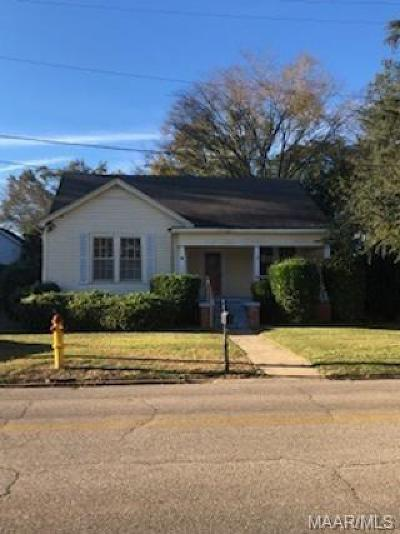 Tallassee Single Family Home For Sale: 105 Freeman Avenue