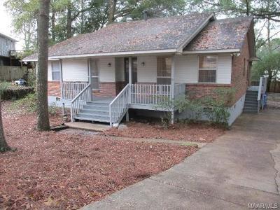 Prattville Single Family Home For Sale: 128 Primrose Drive