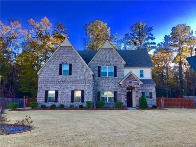 Pike Road Single Family Home For Sale: 130 Grace Chapel Trail
