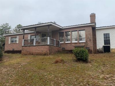 Prattville AL Single Family Home For Sale: $35,000