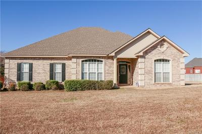 Prattville AL Single Family Home For Sale: $229,900