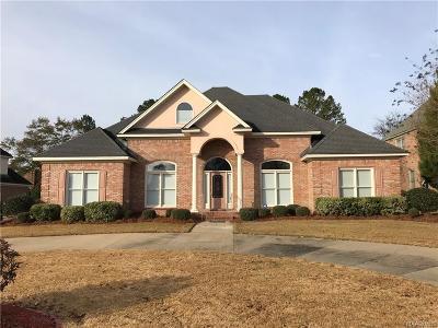 Montgomery Single Family Home For Sale: 8524 Huntingdon Ridge Lane