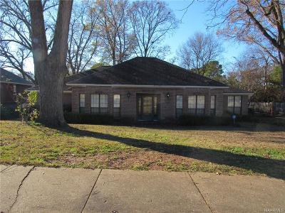 Montgomery Single Family Home For Sale: 112 Wood Vale Drive