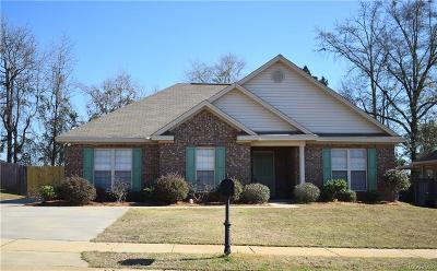 Millbrook Single Family Home For Sale: 420 Ridgeview Drive