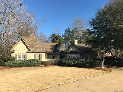 Montgomery Single Family Home For Sale: 8378 Marsh Pointe Drive