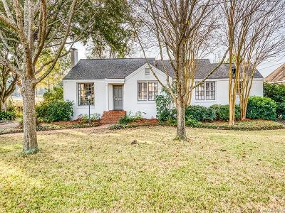 Montgomery Single Family Home For Sale: 2244 Country Club Drive