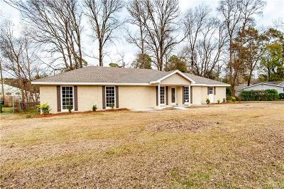 Montgomery AL Single Family Home For Sale: $149,900