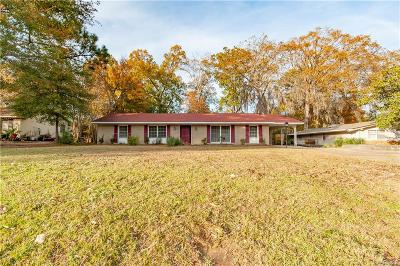 Montgomery AL Single Family Home For Sale: $105,000