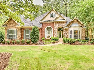 Wetumpka Single Family Home For Sale: 50 Orchard Trace