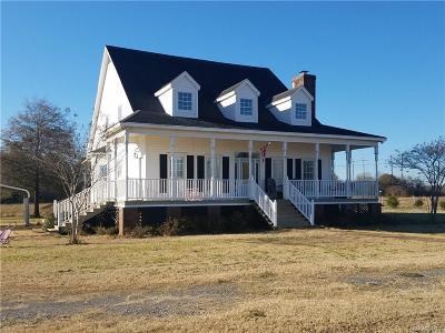 Wetumpka Single Family Home For Sale: 512 Horseshoe Lane
