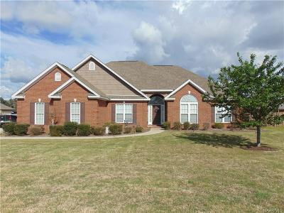 Prattville Single Family Home For Sale: 2474 County Rd 59