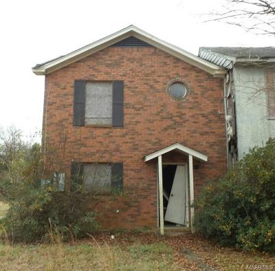 Montgomery AL Condo/Townhouse For Sale: $5,000