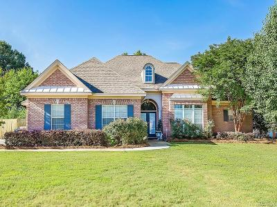Montgomery Single Family Home For Sale: 8112 Talon Court