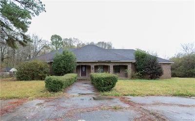 Montgomery Single Family Home For Sale: 55 Cobb Lane