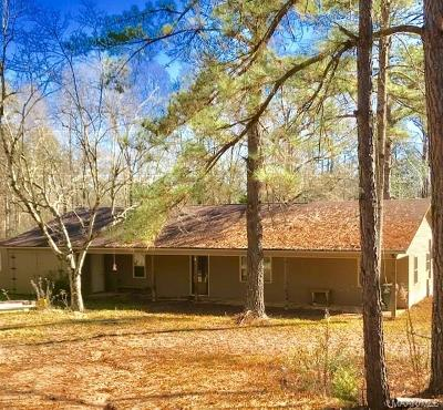 Prattville Single Family Home For Sale: 1550 County Road 19 N