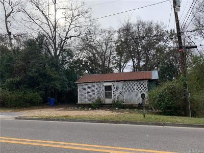 Prattville Single Family Home For Sale: 158 6th Street E