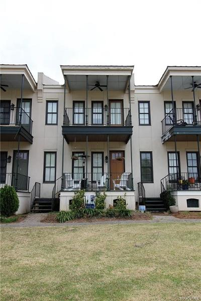 Pike Road Condo/Townhouse For Sale: 23 Pier Street