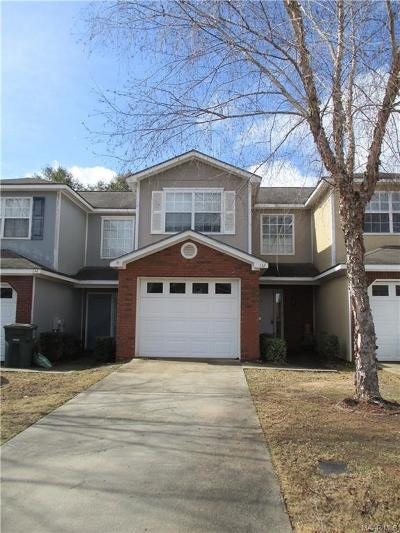 Enterprise Condo/Townhouse For Sale: 132 S Spring View Drive