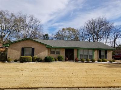 Montgomery Single Family Home For Sale: 3421 Manchester Drive