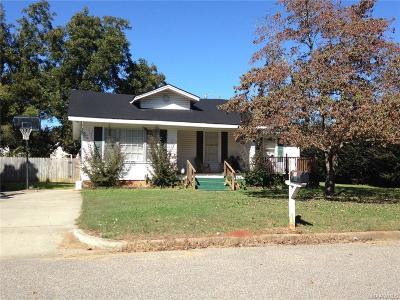 Tallassee Single Family Home For Sale: 413 Powers Avenue