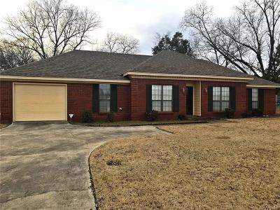 Prattville Single Family Home For Sale: 995 Martin Luther King Drive