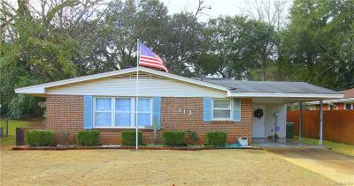 Montgomery Single Family Home For Sale: 113 Salem Drive