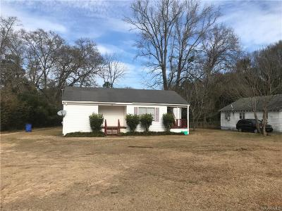 Prattville Single Family Home For Sale: 496 W 4th Street