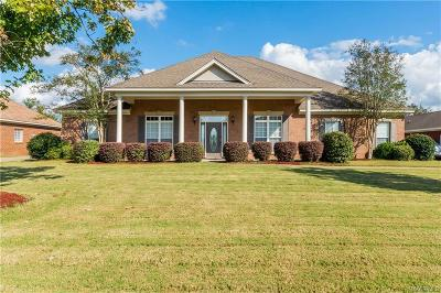 Montgomery Single Family Home For Sale: 8325 Chadburn Way