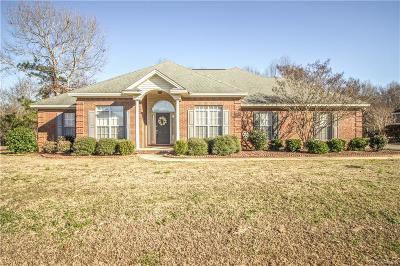 Deatsville Single Family Home For Sale: 136 Sundown Drive
