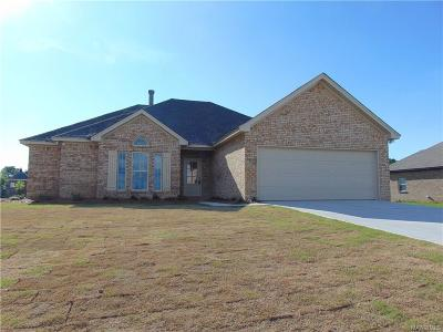 Prattville Single Family Home For Sale: 2481 Fox Ridge Drive