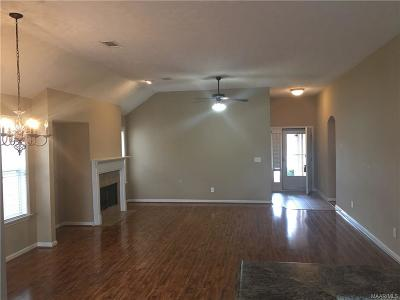 Montgomery Single Family Home For Sale: 8865 Ashland Park Place