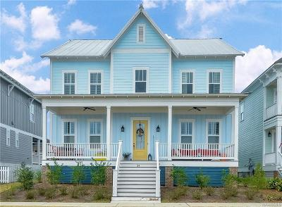 The Waters Single Family Home For Sale: 34 Lucky Lane