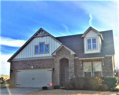 Montgomery Single Family Home For Sale: 6312 Tennyson Drive