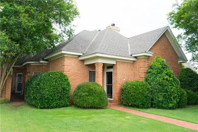 Montgomery Single Family Home For Sale: 124 N Charleston Court