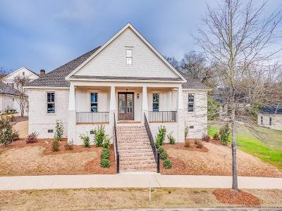 Prattville Single Family Home For Sale: 1917 Constitution Avenue