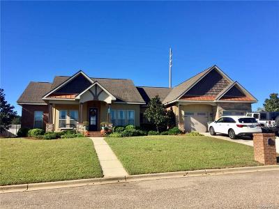 Enterprise Single Family Home For Sale: 125 Brookwood Drive