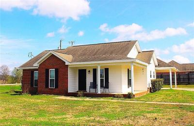Wetumpka Single Family Home For Sale: 2380 Ceasarville Road