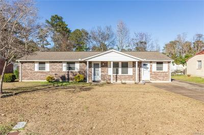 Prattville Single Family Home For Sale: 218 Cherry Drive