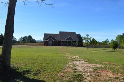 Enterprise Single Family Home For Sale: 1362 County Road 537