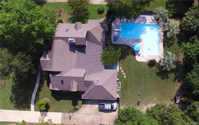 Montgomery Single Family Home For Sale: 7600 Mossy Oak Drive