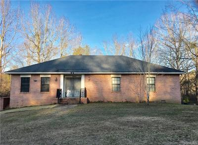 Tallassee Single Family Home For Sale: 71 Weldons Drive