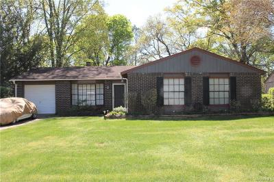 Millbrook Single Family Home For Sale: 153 Pinewood Drive