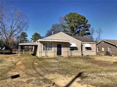 Prattville Single Family Home For Sale: 951 Gillespie Street