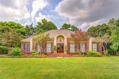Montgomery Single Family Home For Sale: 2819 Fernway Drive