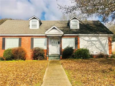 Montgomery Single Family Home For Sale: 2931 McQueen Street