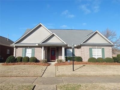 Montgomery Single Family Home For Sale: 8555 Hampshire Drive