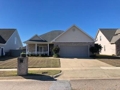 Enterprise Single Family Home For Sale: 112 Hall Hill Court